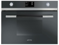 Appliances Online Smeg SFA4130VCN 60cm Linear Aesthetic Combi-Steam Oven