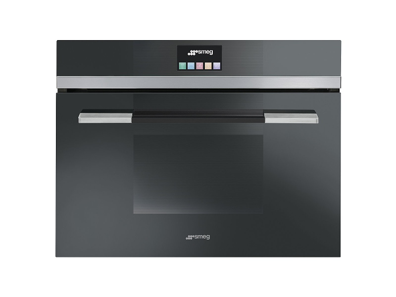 Smeg SFA4140MCN 45cm Linear Aesthetic Compact Built-In Oven