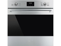 Appliances Online Smeg SFA6300X 60cm Classic Aesthetic Electric Built-In Oven