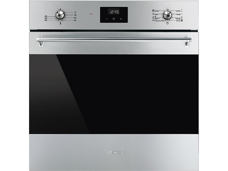 Smeg SFA6300X 60cm Classic Aesthetic Electric Built-In Oven