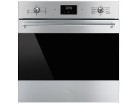 Appliances Online Smeg SFPA6300X 60cm Classic Aesthetic Pyrolytic Built-In Oven