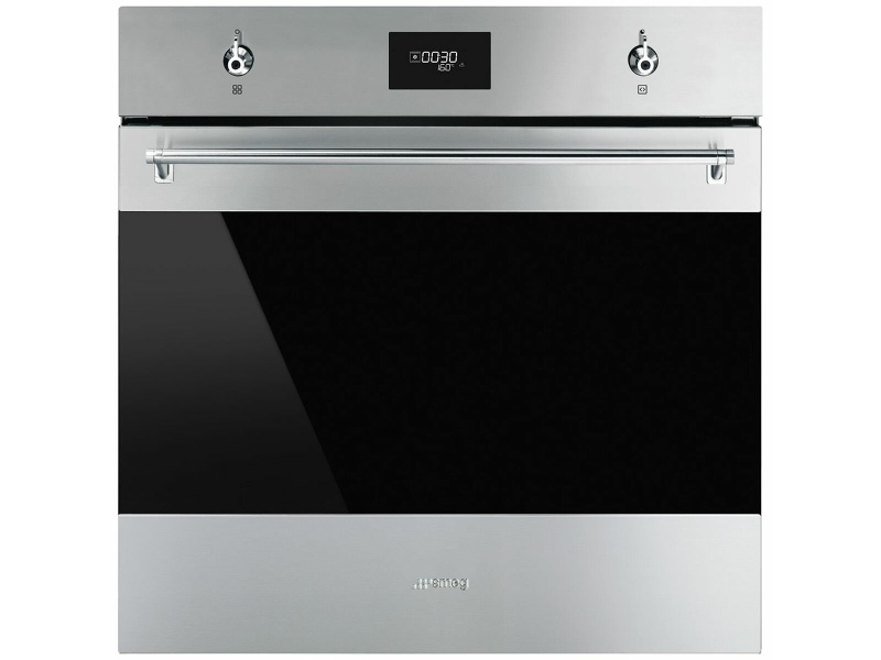 Smeg 60cm Classic Thermoseal Pyrolytic Built-In Oven SFPA6301TVX