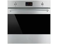 Appliances Online Smeg 60cm Classic Thermoseal Pyrolytic Built-In Oven SFPA6303TPX