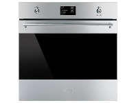 Appliances Online Smeg SFPA6395X2 60cm Classic Aesthetic Pyrolytic Built-In Oven