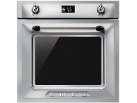 Appliances Online Smeg SFPA6925X 60cm Victoria Aesthetic Pyrolytic Built-In Oven