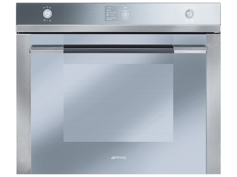 Smeg SFPA7130 70cm Linear Aesthetic Pyrolytic Built-In Oven