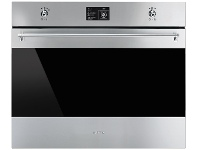 Appliances Online Smeg SFPA7395X2 70cm Classic Aesthetic Pyrolytic Built-In Oven