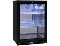 Appliances Online Rhino Night Club Multi Light Bar Fridge Left Hinged SG1L-NC