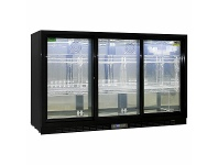 Appliances Online Rhino 3 Sliding Door Beverage Centre SG3S-B