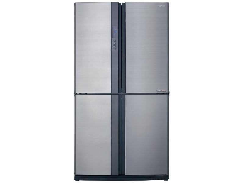 Sharp 624L French Door Fridge SJXE624FSL