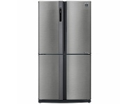 Appliances Online Sharp 624L French Door Fridge SJ-XP624FB-SL