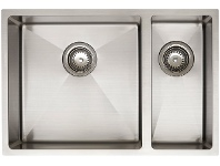 Appliances Online Arc SKT7SC Deluxe 1 and 1/4 Bowl Sink