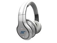 SMS Audio SMH002 SYNC Wireless Over-Ear Headphones White