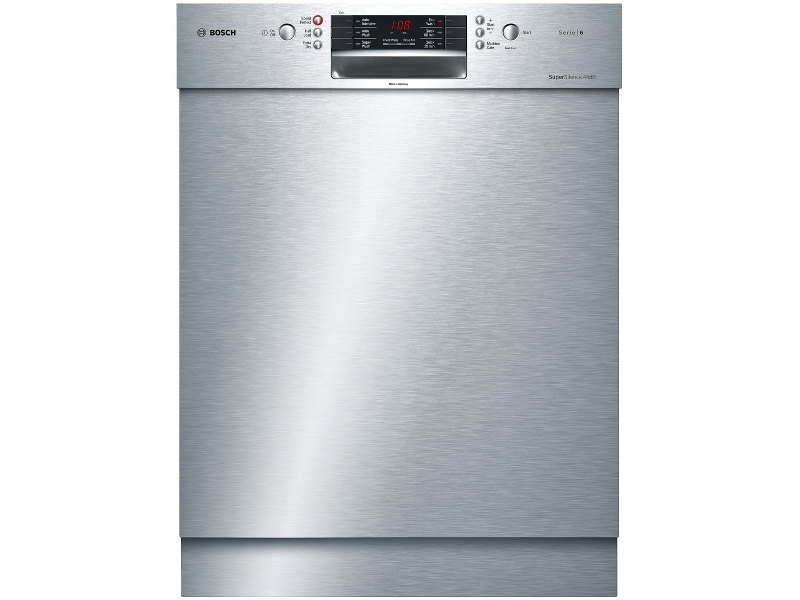 Bosch SMU66JS01A Serie 6 Under Bench Dishwasher