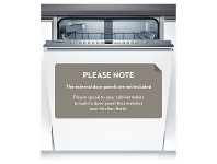 Appliances Online Bosch SMV66JX01A Serie 6 Fully-Integrated Dishwasher