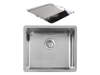 Appliances Online Oliveri SN1050U Sonetto Single Bowl Undermount Sink