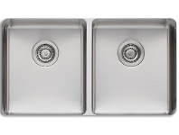 Appliances Online Oliveri SN1063U Sonetto Double Bowl Undermount Sink