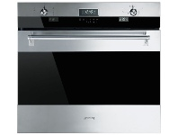 Appliances Online Smeg SOA330X1 76cm Classic Aesthetic Pyrolytic Built-In Oven