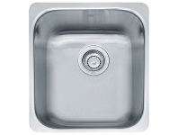 Appliances Online Franke SQX610-36-2 Steel Queen Laundry Tub