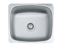 Appliances Online Franke SQX610-60 Steel Queen Laundry Tub