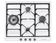 Appliances Online Smeg SRA964BGH 60cm Victoria Aesthetic Natural Gas Cooktop