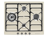 Appliances Online Smeg SRA964PGH 60cm Victoria Aesthetic Natural Gas Cooktop