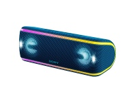 Appliances Online Sony SRSXB41L Portable Bluetooth Waterproof Speaker Blue