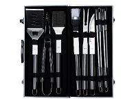 Appliances Online Exim International SS11PC 11 Piece BBQ Tool Set