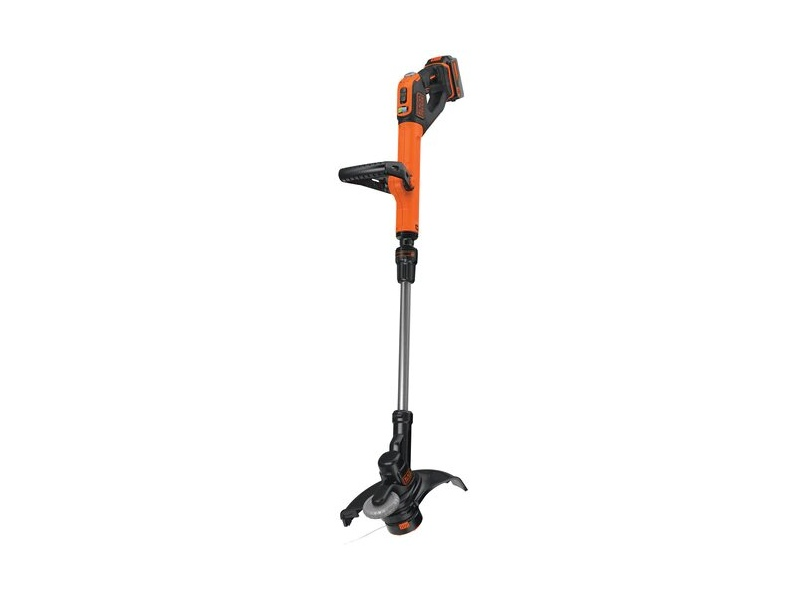 Black & Decker STC1840EPC-XE 18V 30CM 4.0Ah Powercommand String Trimmer