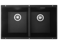 Appliances Online Blanco SUB350350UK5 Undermount Double Sink Anthracite