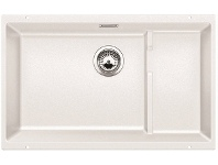 Appliances Online Blanco SUBLINE700ULW Single Bowl Undermount Sink with 2 Level Configuration
