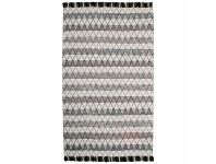 Appliances Online Cadrys Summer Diamond Grey 160x230 Rug