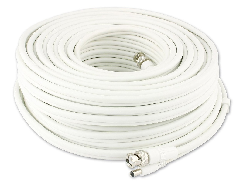 Swann SWADS-91MBNC-GL Video and Power 300ft / 91m BNC Cable