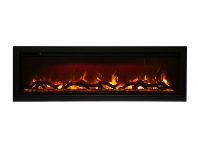 """Appliances Online Amantii SYM-50 50"""" Inside Outside Electric Built-In Fireplace"""