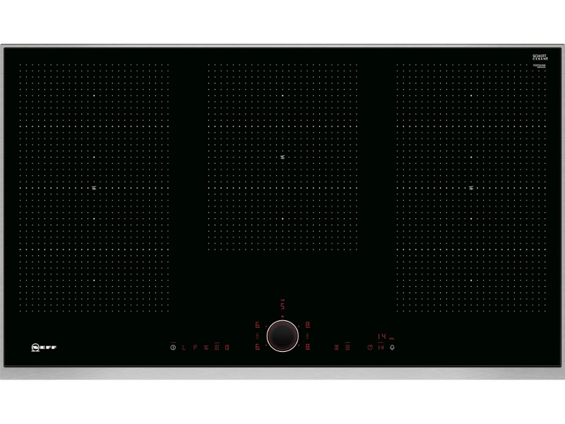 NEFF T59TS61N0 90cm Induction Cooktop with TwistPad Control