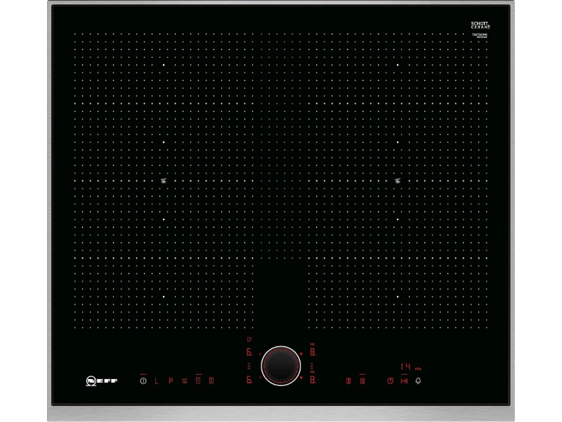 NEFF T66TS61N0 60cm Induction Cooktop with TwistPad Control