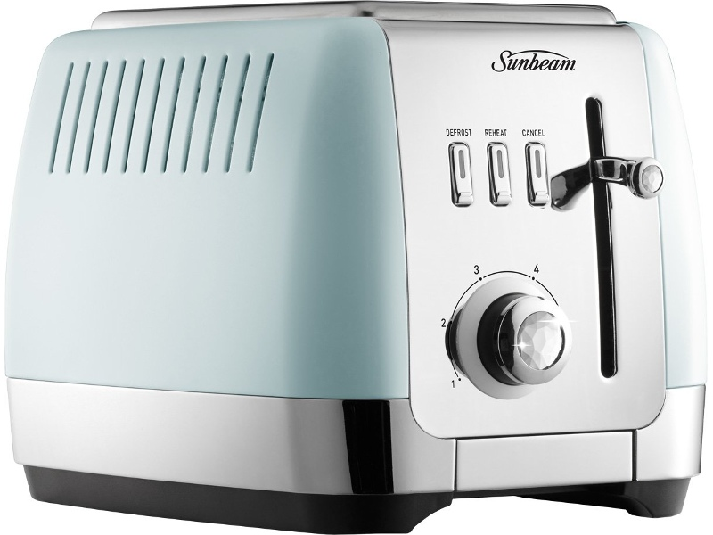 Sunbeam TA2220B London Collection 2 Slice Toaster