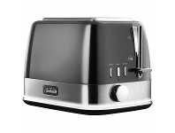 Appliances Online Sunbeam New York Collection 2 Slice Toaster Dark Stainless TA4420GR