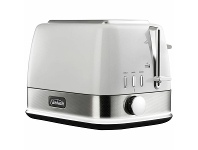 Appliances Online Sunbeam New York Collection 2 Slice Toaster White Silver TA4420WS