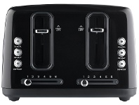 Appliances Online Sunbeam TA6344K 4 Slice Toaster