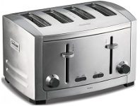 Appliances Online Sunbeam TA9400 Cafe Series 4 Slice Toaster