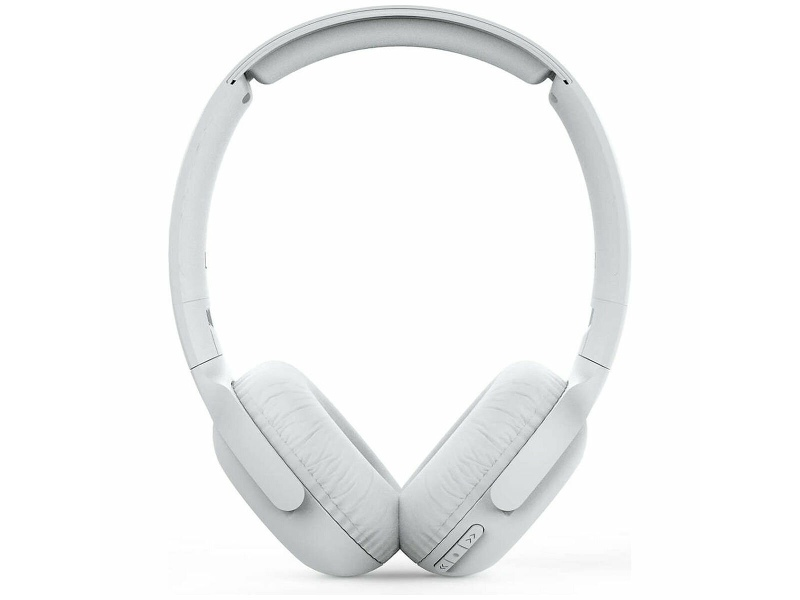 Philips Wireless On-Ear Headphones White TAUH202WT