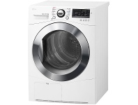Appliances Online LG 8Kg Condenser Dryer with Tag On Function TD-C80NPW