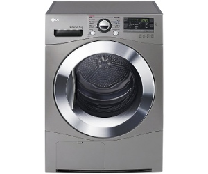 LG 9Kg Condenser Dryer with Tag On Function TD-C90NPE