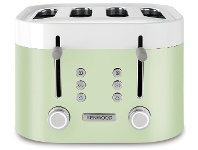 Appliances Online Kenwood TFM400GR KSense 4 Slice Toaster