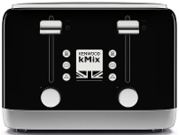 Appliances Online Kenwood TFX750BK kMix 4 Slice Toaster