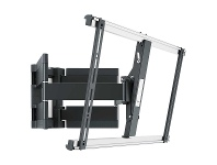 Vogel's THIN550 ExtraThin Full-Motion TV Wall Mount for 40 to 100 Inch TVs Black