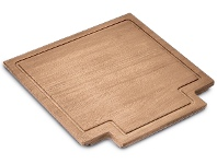 Appliances Online Smeg TLQ40 Timber Chopping Board