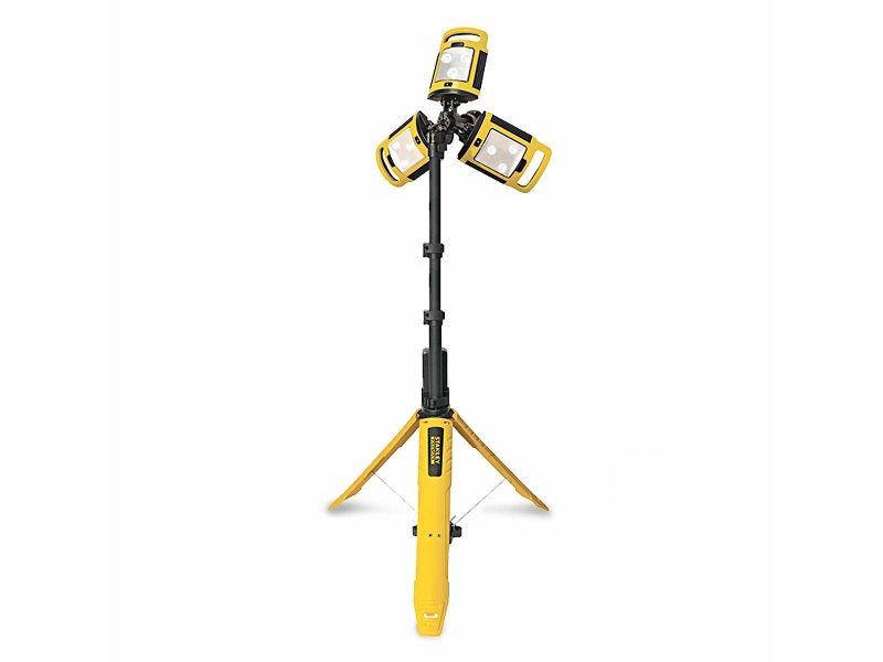 Stanley Ultimate Tripod Portable LED Work Light TPL45SAU