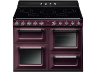 Appliances Online Smeg TR4110IRW 110cm Victoria Aesthetic Electric Freestanding Oven/Stove